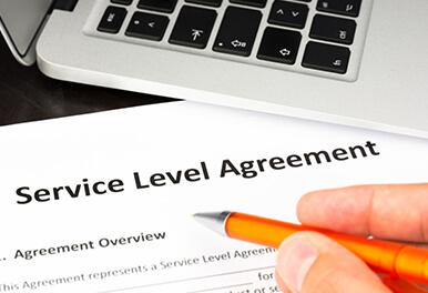 Service Level Agreement (SLA) Advanced Programs
