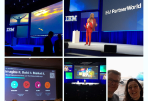IBM PartnerWorld Leadership Conference 2017 in Las Vegas