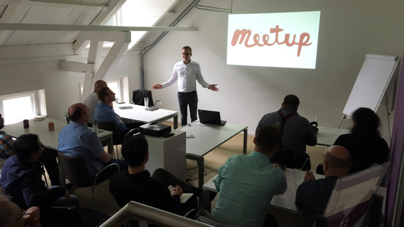 Pure Data For Analytics MeetUp