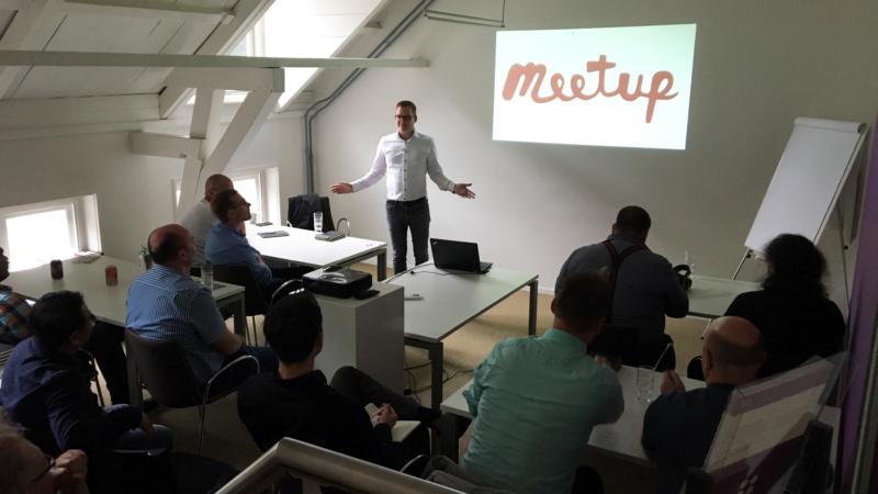 Pure Data For Analytics MeetUp