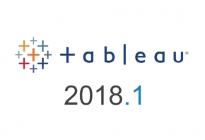 What is new in Tableau 2018.1?