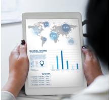 High performance analytics en information broker